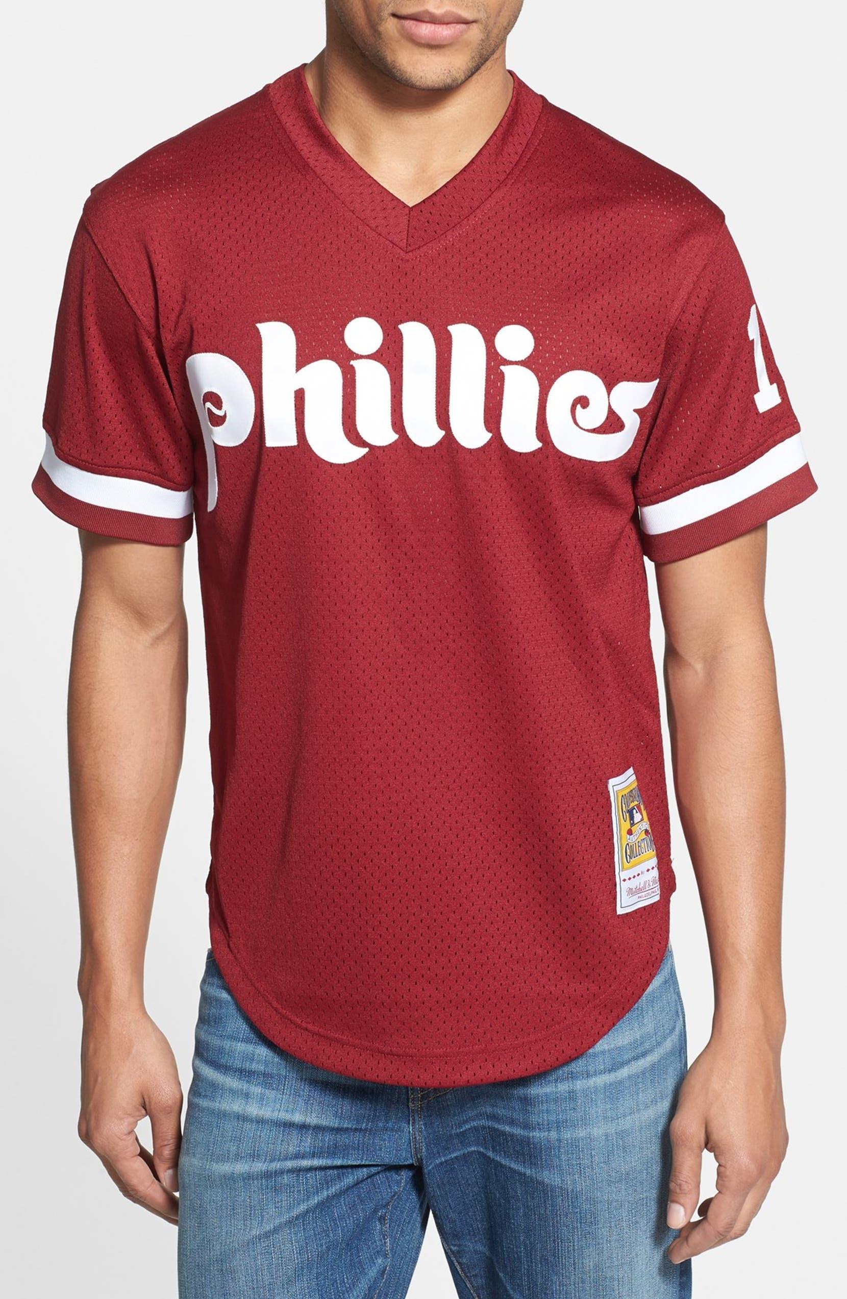 pretty nice 5ee97 724a8 Mitchell & Ness 'Darren Daulton - Philadelphia Phillies ...
