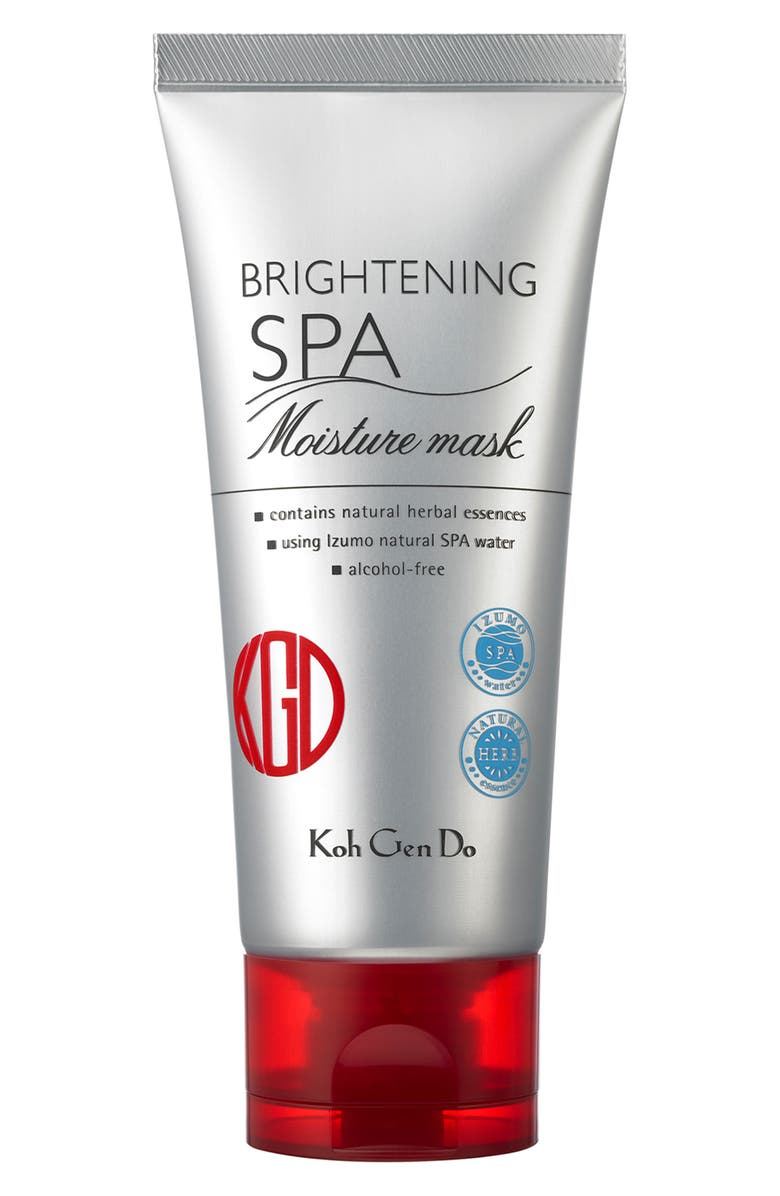 KOH GEN DO Brightening Moisture Mask, Main, color, NO COLOR