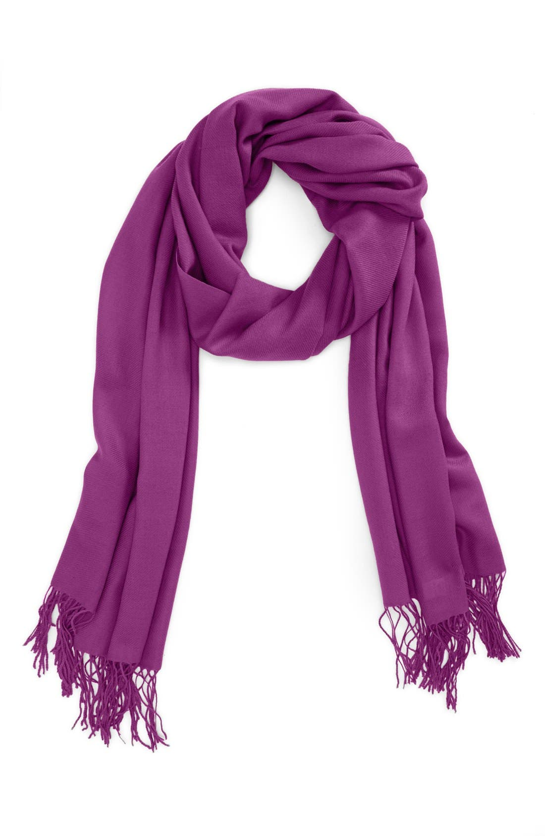 ,                             Tissue Weight Wool & Cashmere Wrap,                             Main thumbnail 153, color,                             549