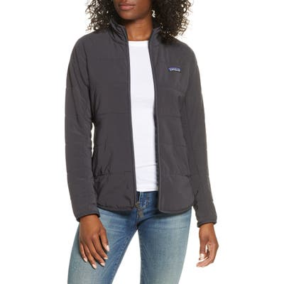 Patagonia Pack In Insulated Jacket, Black