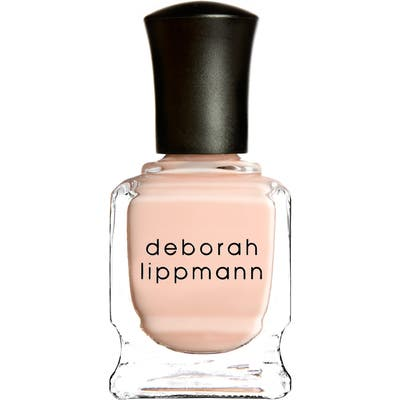Deborah Lippmann All About That Base Cc Base Coat Correct & Conceal Nail Treatment -