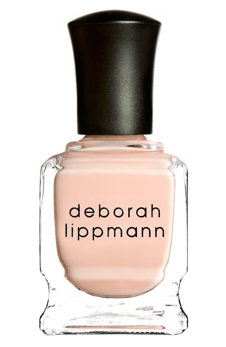 DEBORAH LIPPMANN All About That Base CC Base Coat Correct & Conceal Nail Treatment, Main, color, NO COLOR