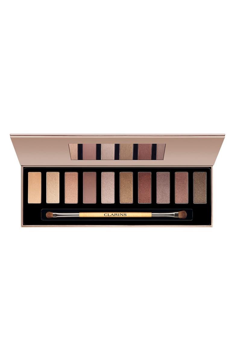 CLARINS 'The Essentials' Eyeshadow Palette, Main, color, NO COLOR