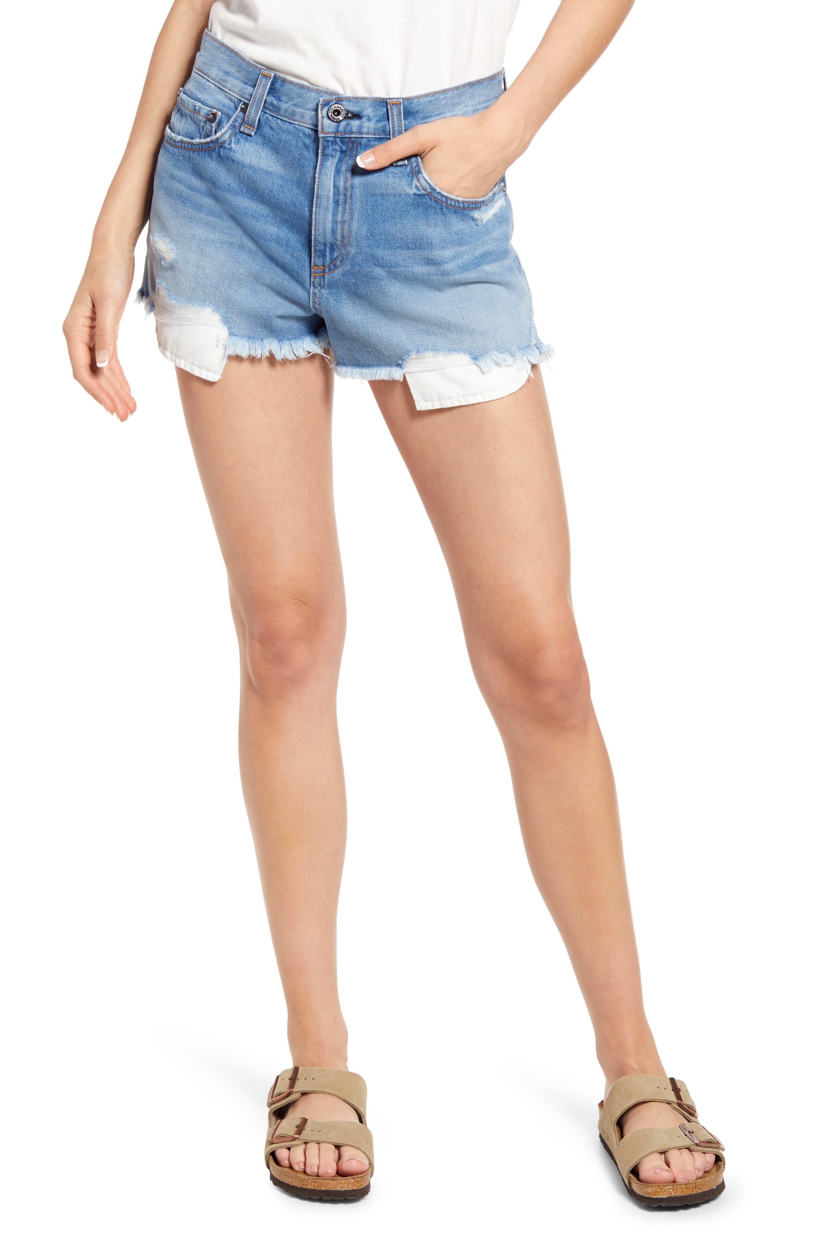 Beach Denim Shorts