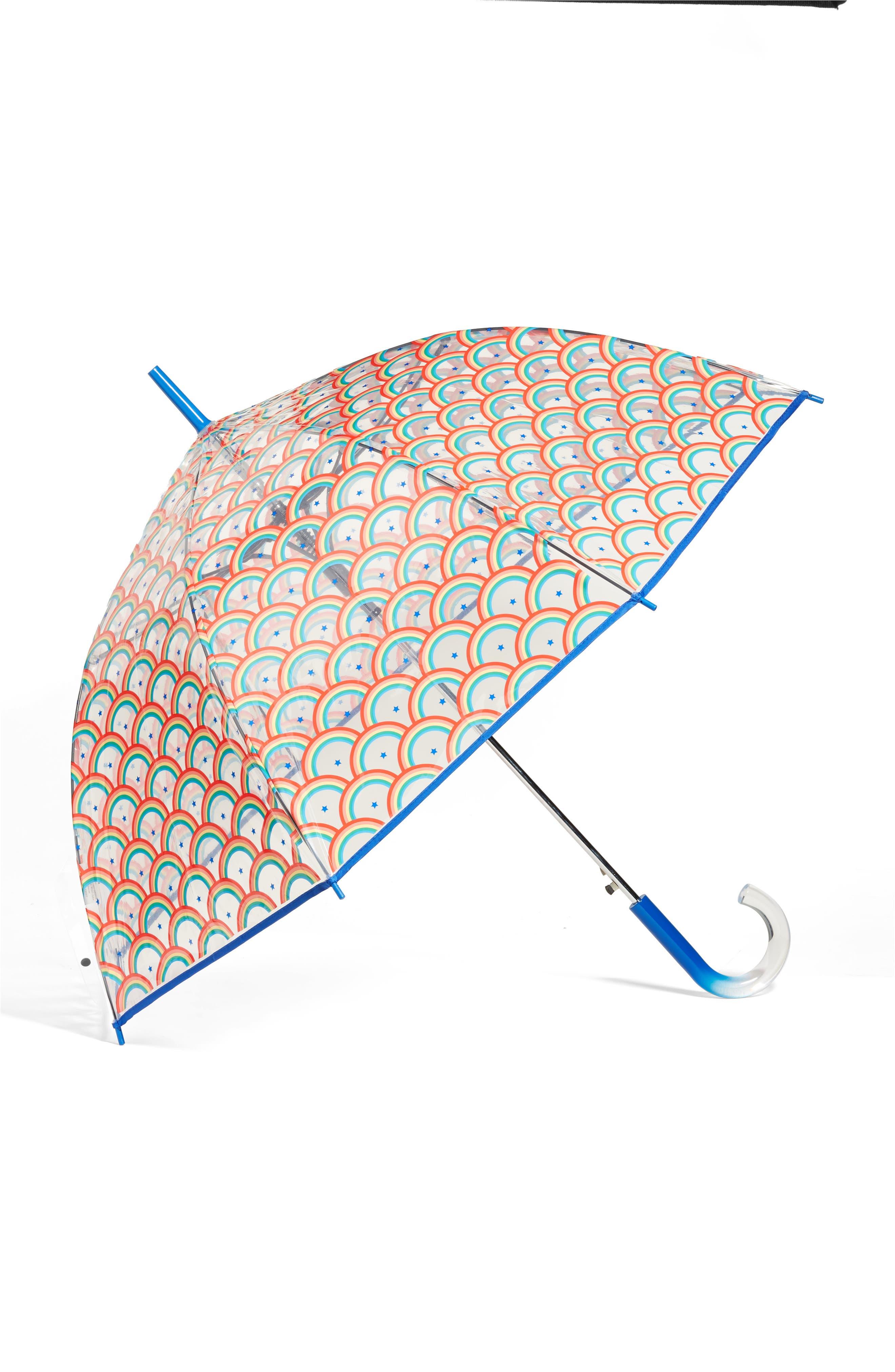 ,                             'The Bubble' Auto Open Stick Umbrella,                             Main thumbnail 8, color,                             420