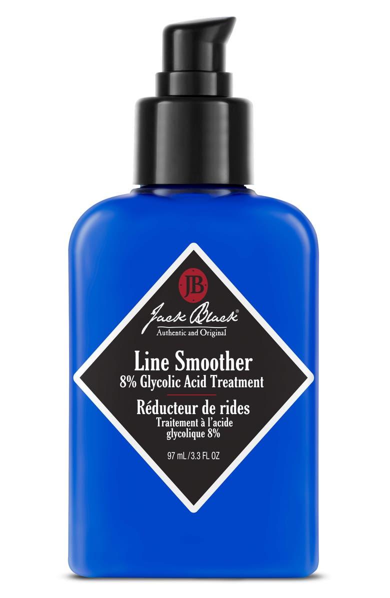JACK BLACK Line Smoother Face Moisturizer, Main, color, NO COLOR