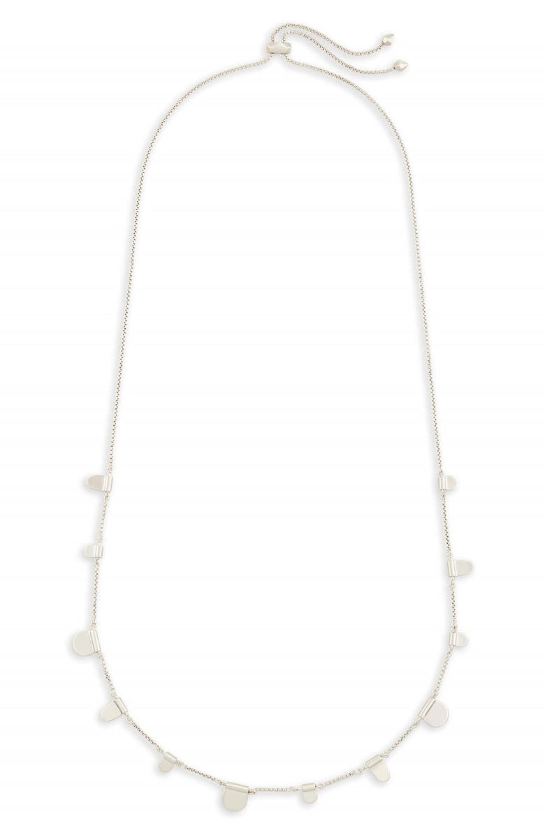 KENDRA SCOTT Olive Necklace, Main, color, 040