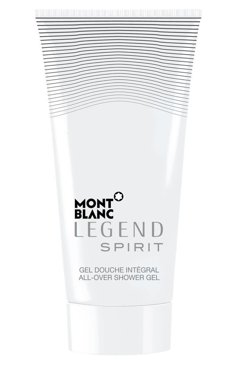 MONTBLANC Legend Spirit All-Over Shower Gel, Main, color, NO COLOR