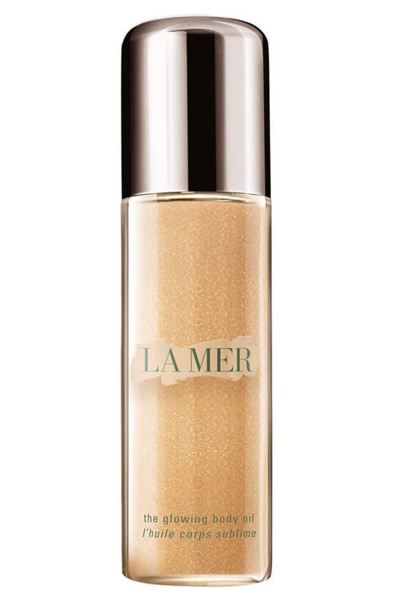 LA MER The Glowing Body Oil, Main, color, 000