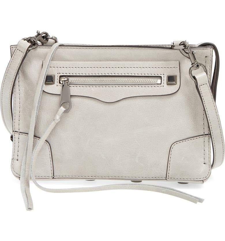 REBECCA MINKOFF 'Regan' Crossbody Bag, Main, color, 020