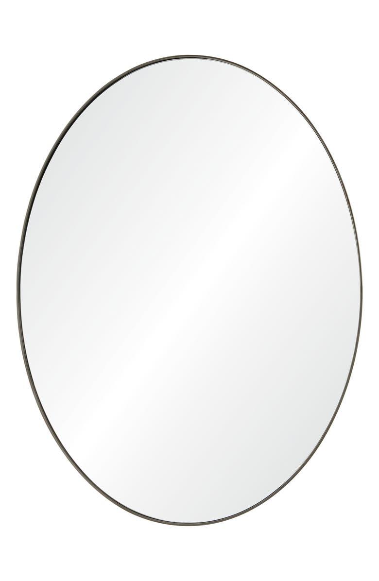RENWIL Newport Mirror, Main, color, METALLIC SILVER