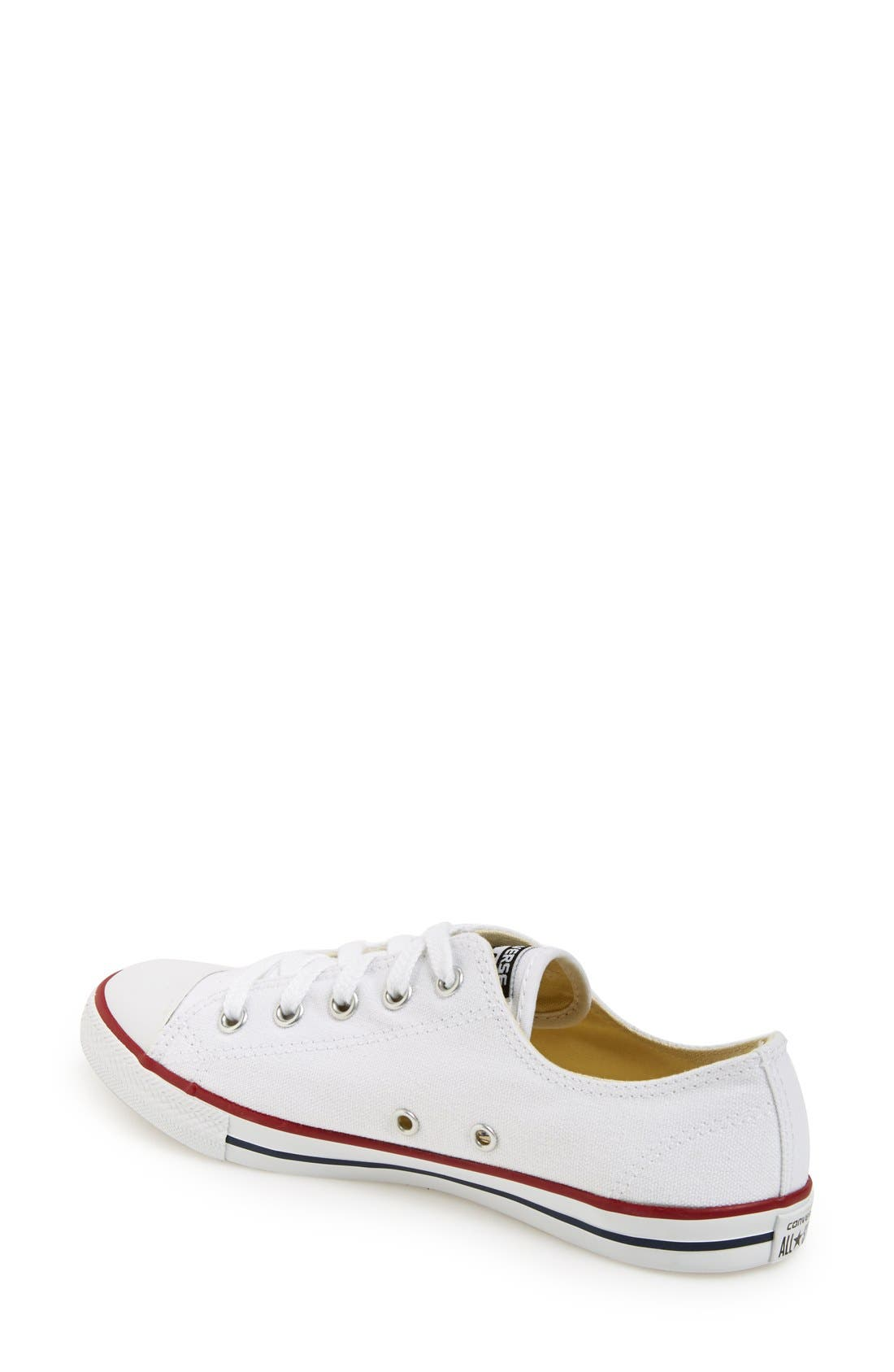 ,                             Chuck Taylor<sup>®</sup> 'Dainty' Sneaker,                             Alternate thumbnail 14, color,                             100
