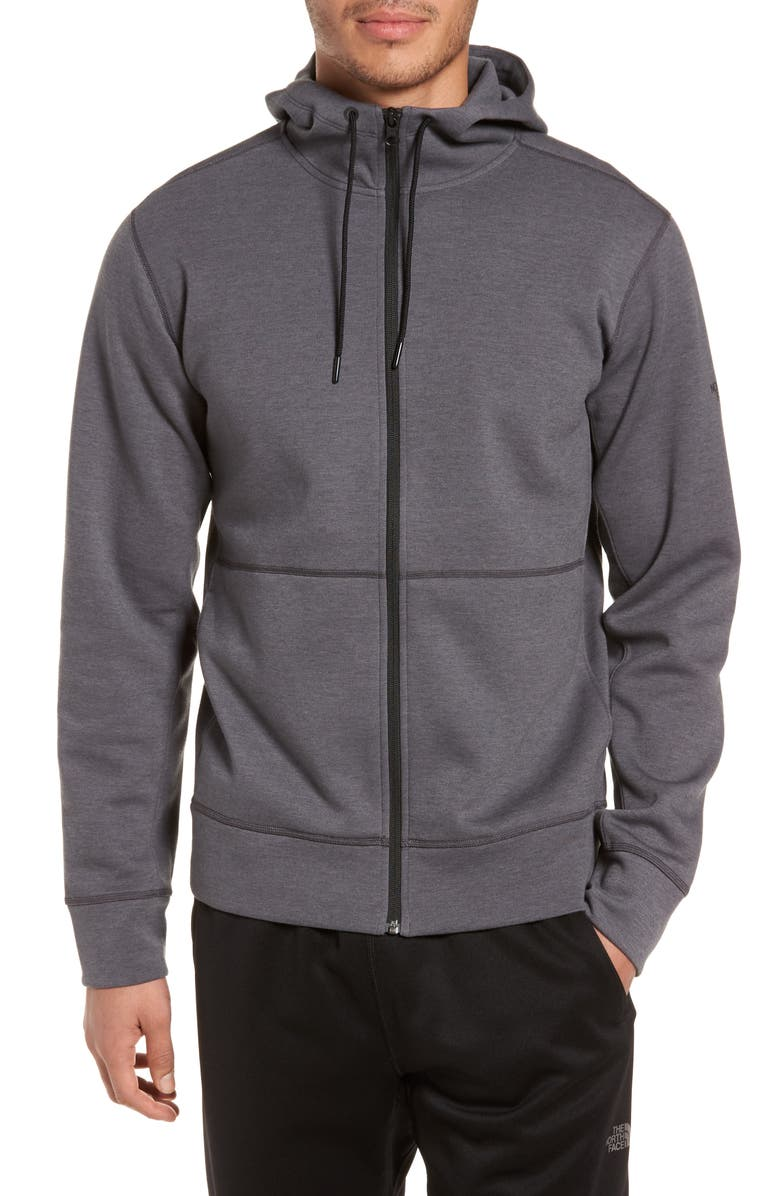 123fadadc The North Face Slacker Tech Zip Hoodie | Nordstrom