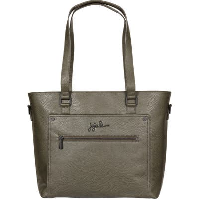 Ju-Ju-Be Ever Collection Everyday Faux Leather Diaper Tote -