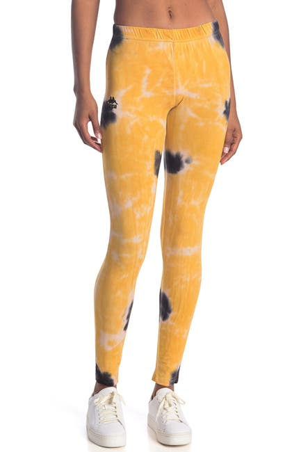 Image of Kappa Active Authentic Avart Tie Dye Leggings