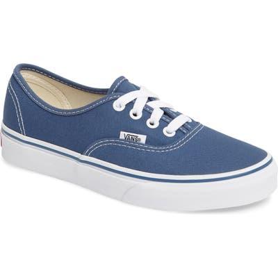 Vans Authentic Sneaker- Blue