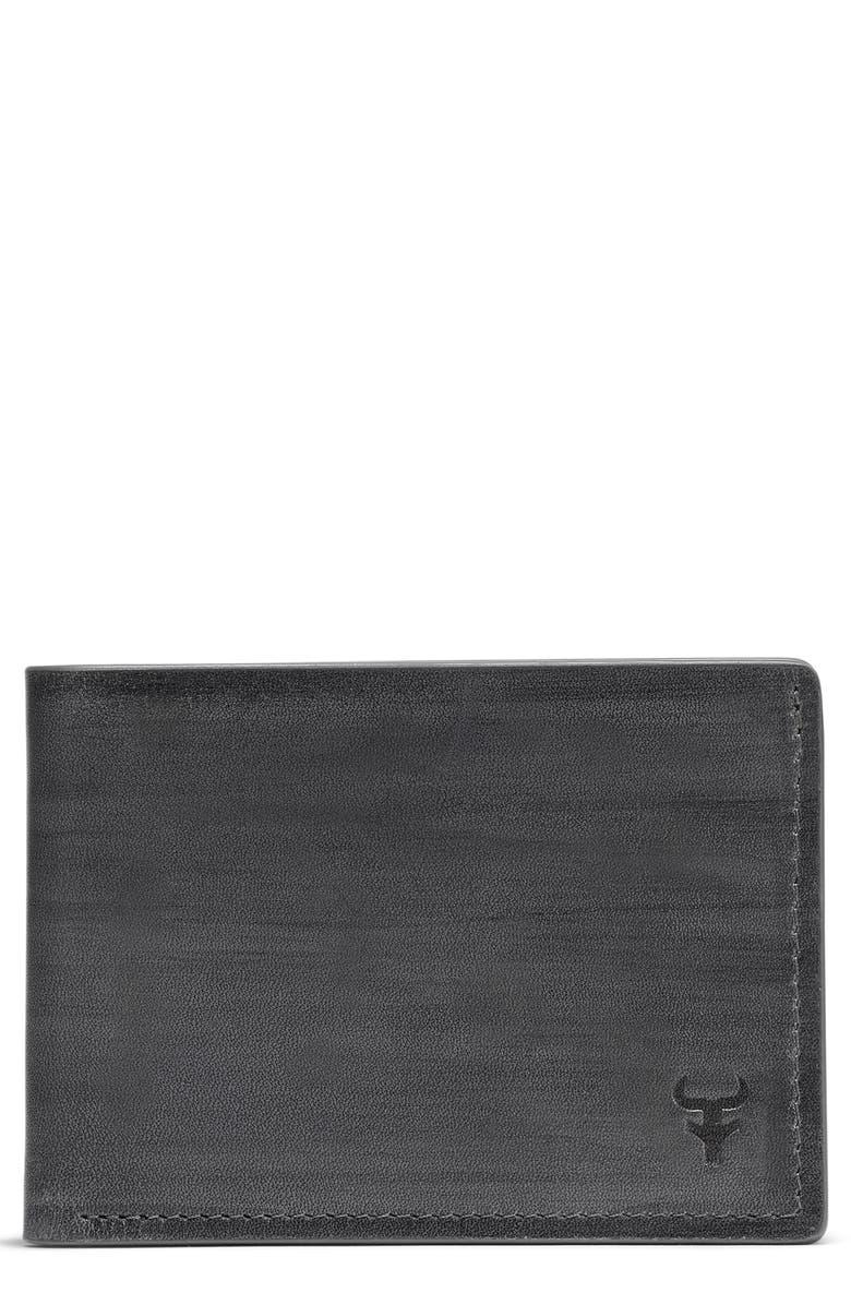 TRASK Dylan Super Slim Wallet, Main, color, 020