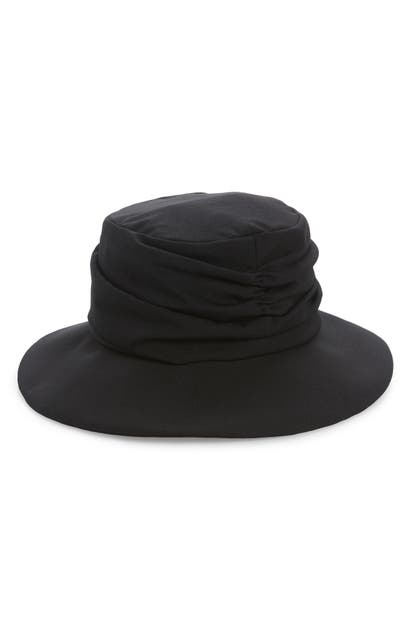 Y's LAYERED WOOL HAT