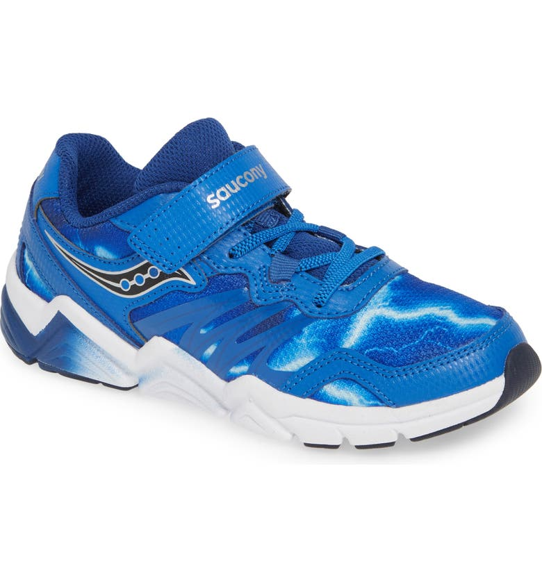 SAUCONY Flash Sneaker, Main, color, BLUE