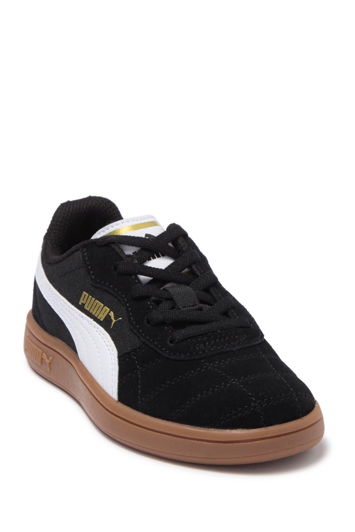 PUMA | Astro Kick Jr Suede Sneaker