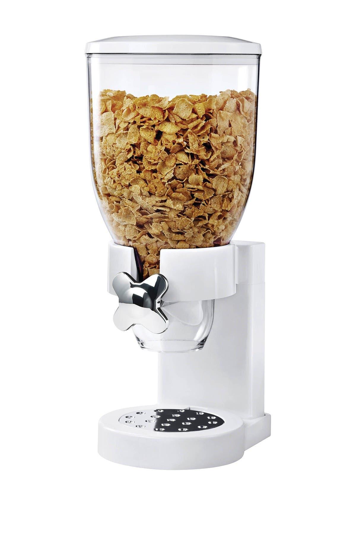 Image of Honey-Can-Do The Original Indispensable White Single Dispenser