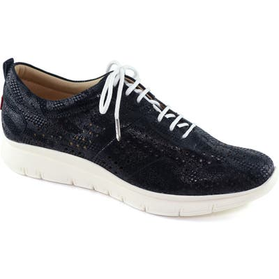Marc Joseph New York Grand Central 2 Sneaker- Blue