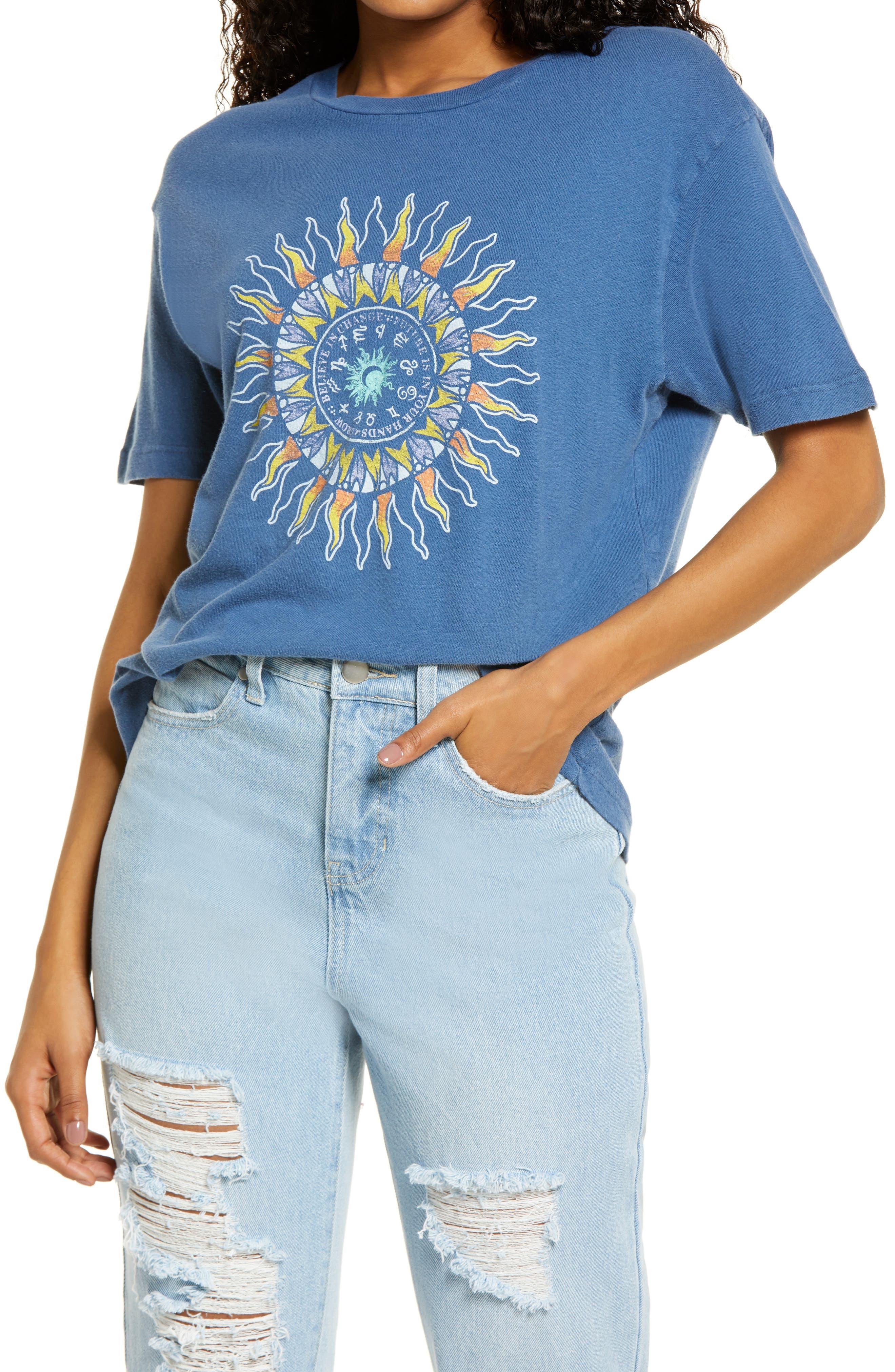 Women's Sun Graphic Tee