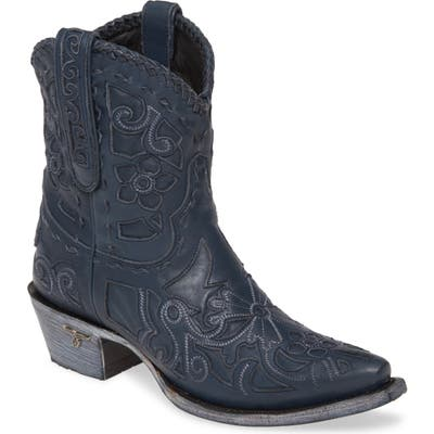 Lane Boots Robin Western Boot, Blue