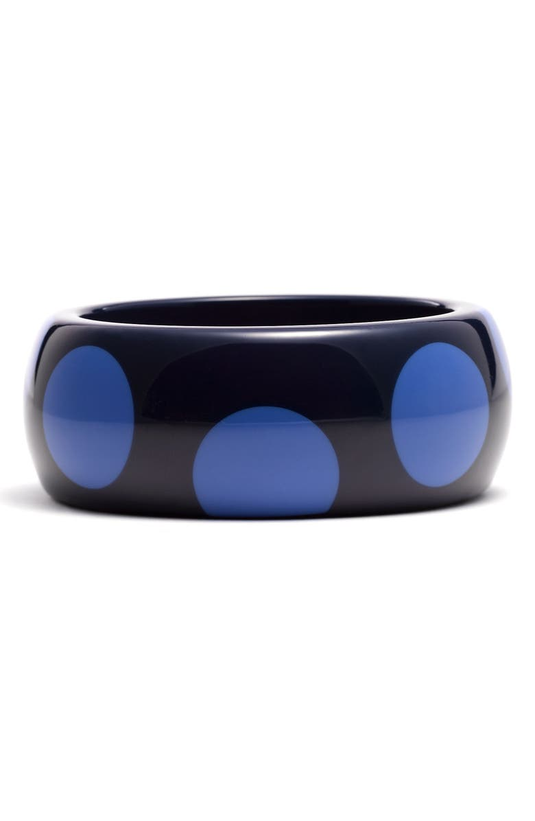 MARC BY MARC JACOBS 'Hot Dot' Wide Bangle, Main, color, 427