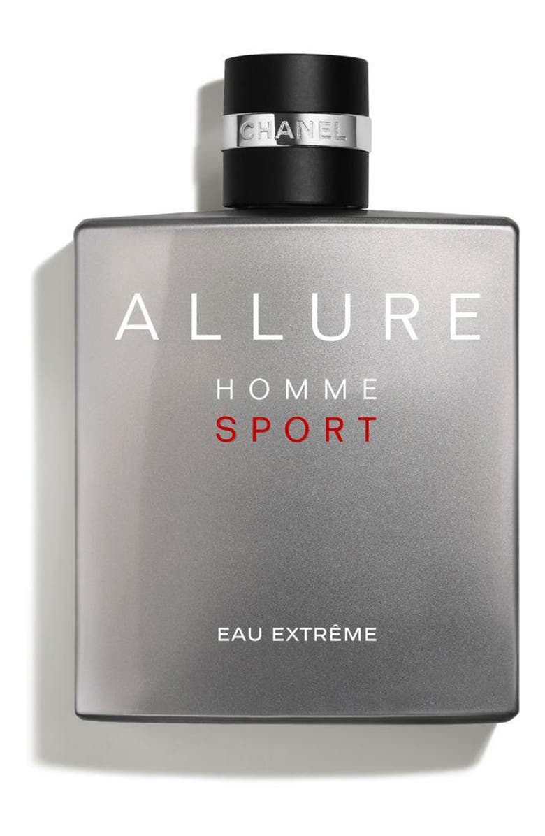 CHANEL ALLURE HOMME SPORT EAU EXTREME Eau de Parfum, Main, color, NO COLOR