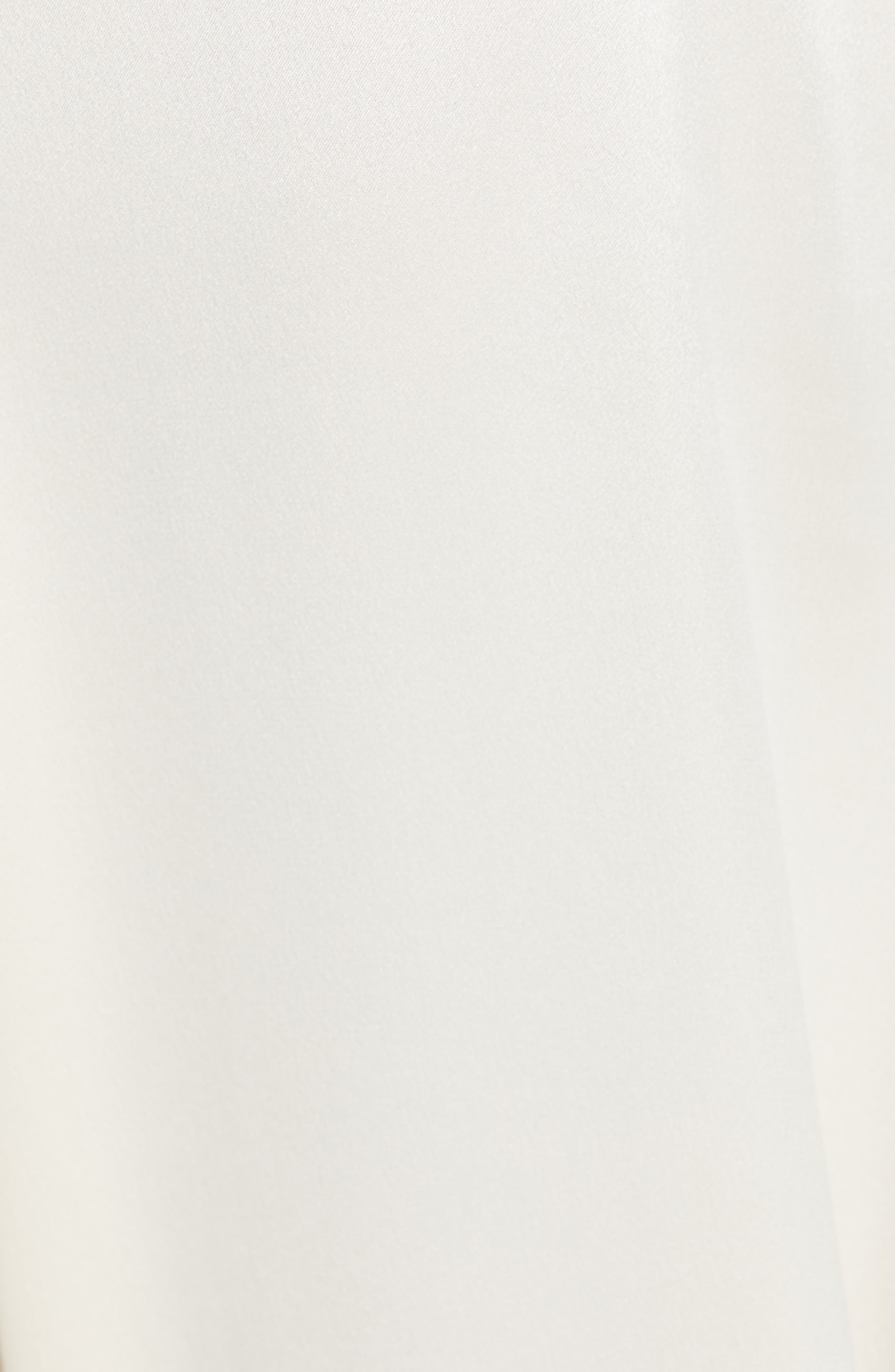 ,                             Silk Shirtdress,                             Alternate thumbnail 6, color,                             CHIFFON