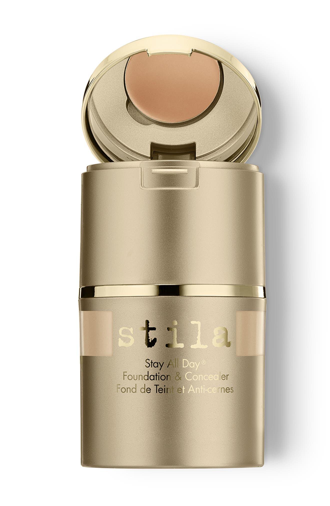 Image of Stila Stay All Day Foundation & Concealer - Light