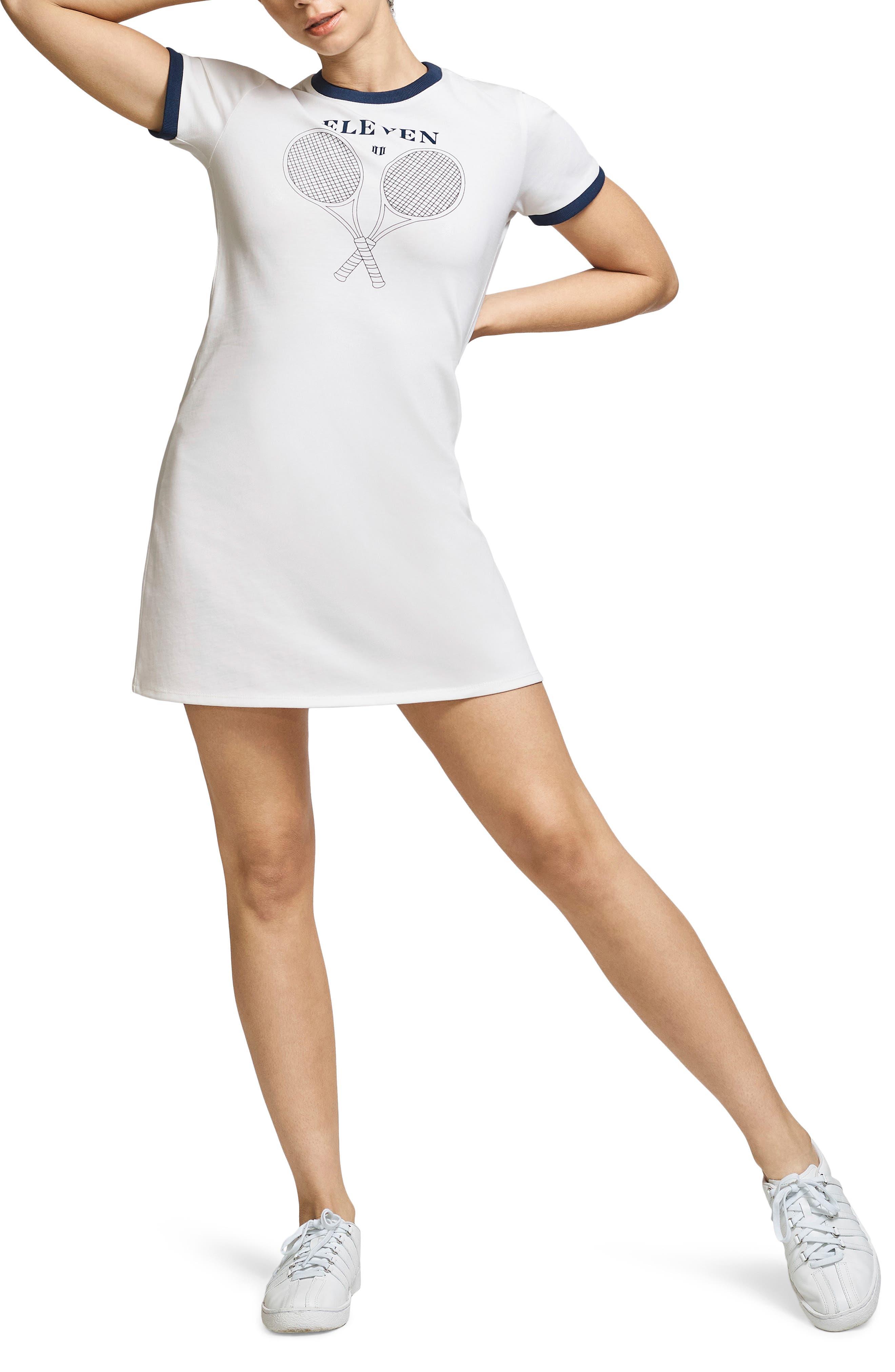 Eleven Ringer Tennis Dress