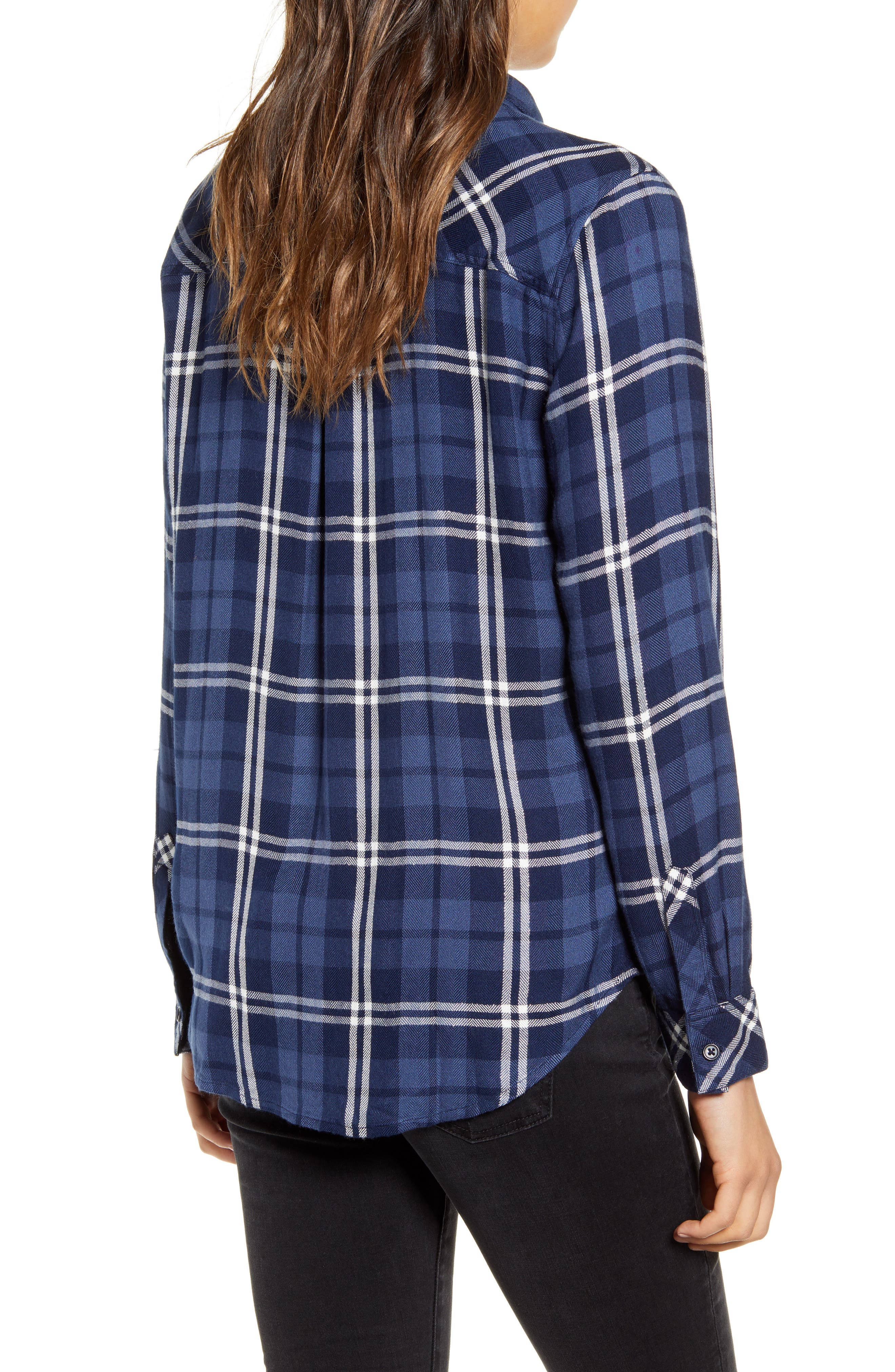 ,                             Hunter Plaid Shirt,                             Alternate thumbnail 103, color,                             422
