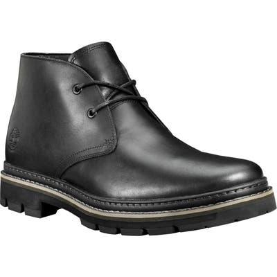 Timberland Port Union Waterproof Chukka Boot, Black