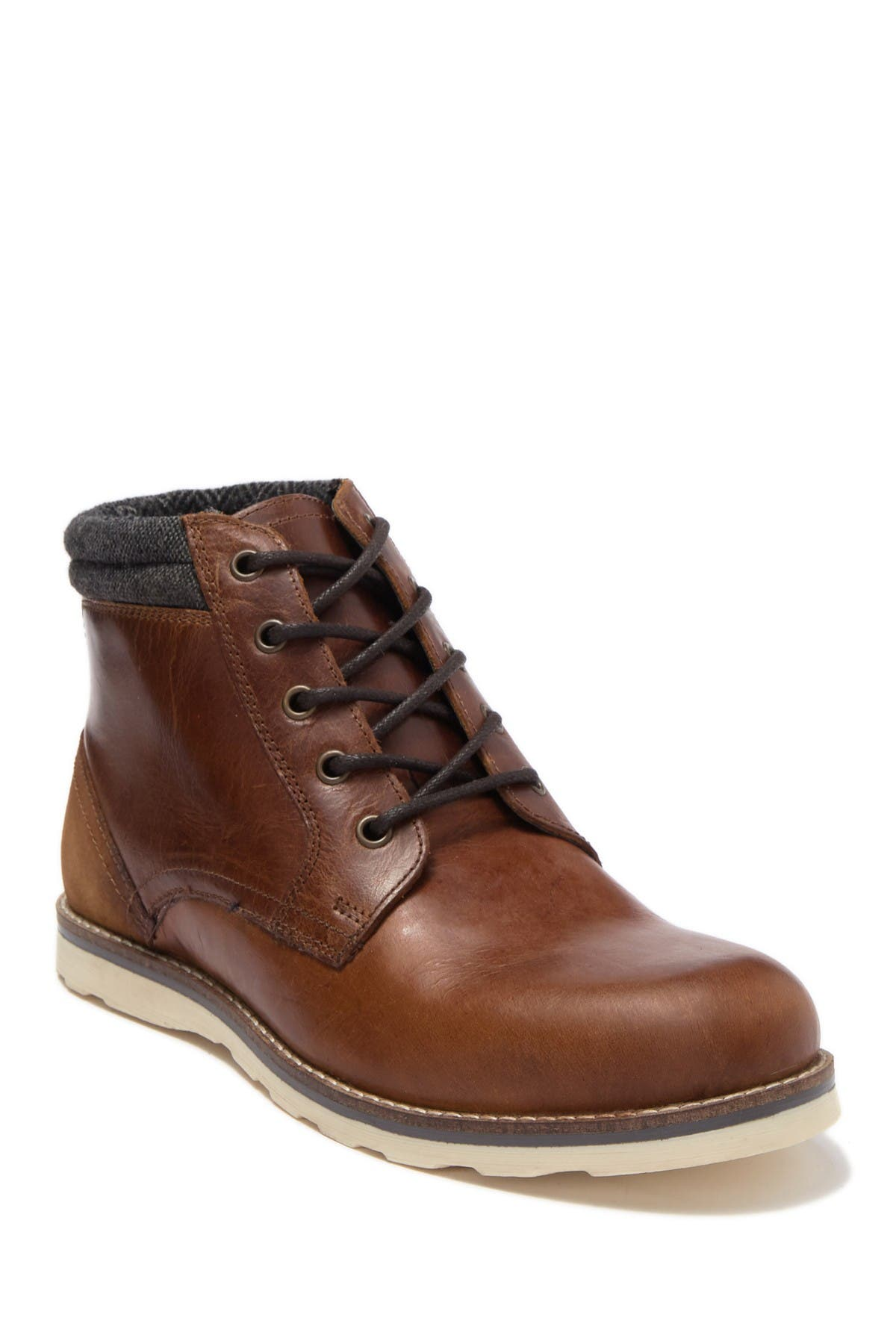 Image of Crevo Javiar Leather Boot