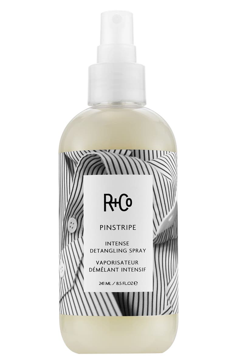 R+CO SPACE.NK.apothecary R+Co Pinstripe Intense Detangling Spray, Main, color, NO COLOR