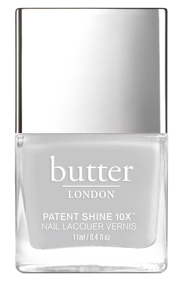 BUTTER LONDON 'Patent Shine 10X<sup>®</sup>' Nail Lacquer, Main, color, 020
