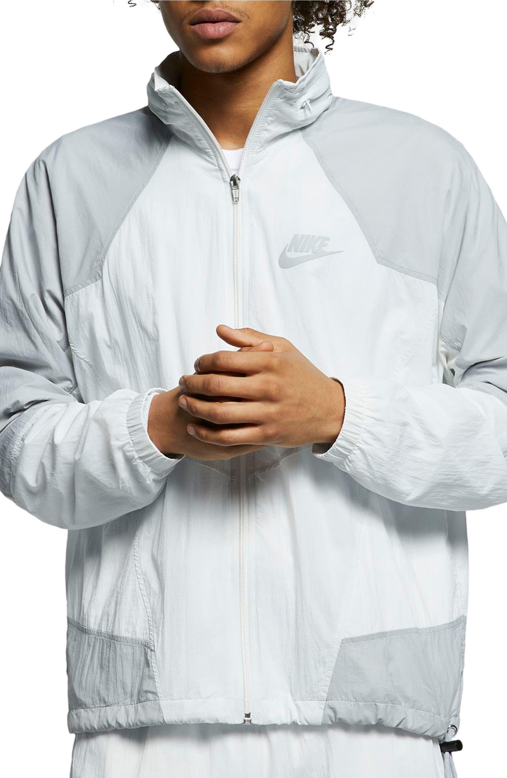Nike Sportswear Men's Hooded Woven Jacket | Nordstrom
