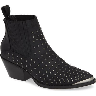 Very Volatile Alona Studded Bootie, Black