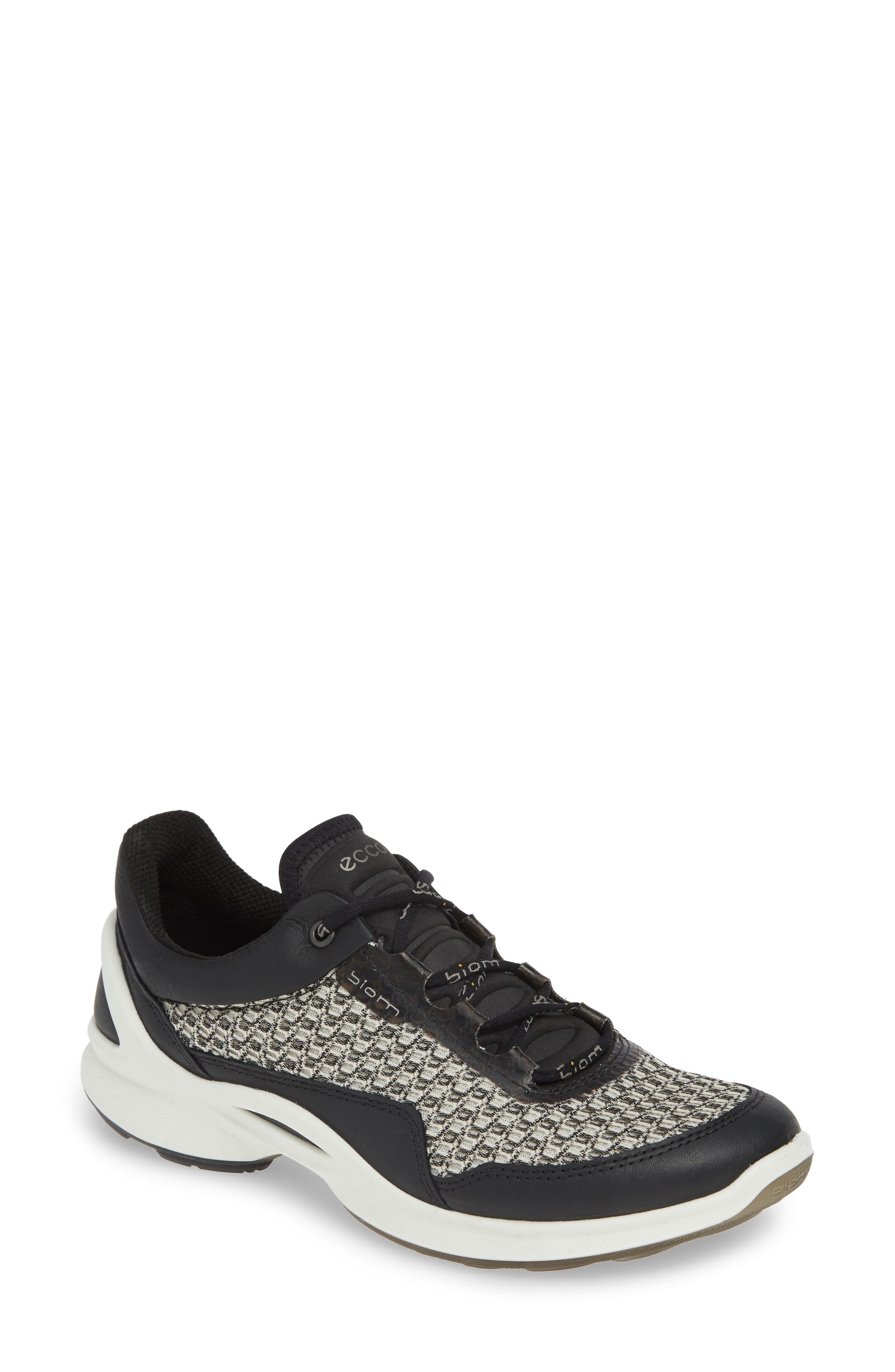 Ecco Biom Fjuel Sneaker, Black