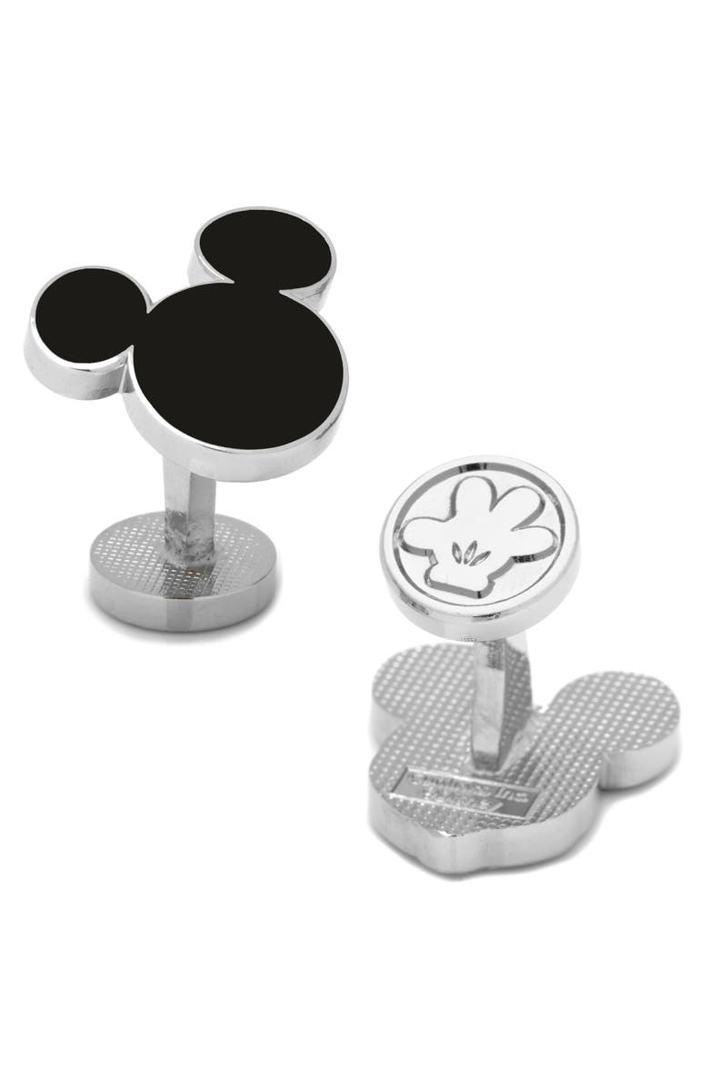 CUFFLINKS, INC. Mickey Mouse Cuff Links, Main, color, 001