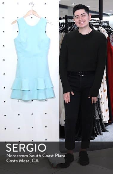 Lavinia Fit & Flare Dress, sales video thumbnail