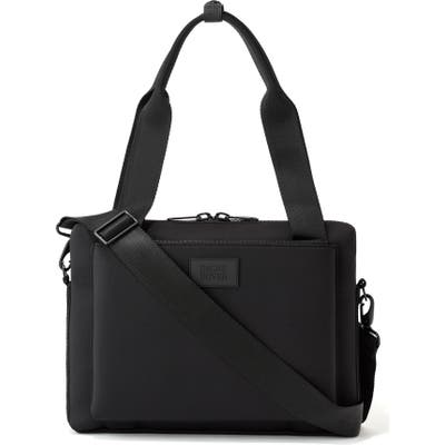 Dagne Dover Medium Ryan Neoprene Laptop Bag - Black