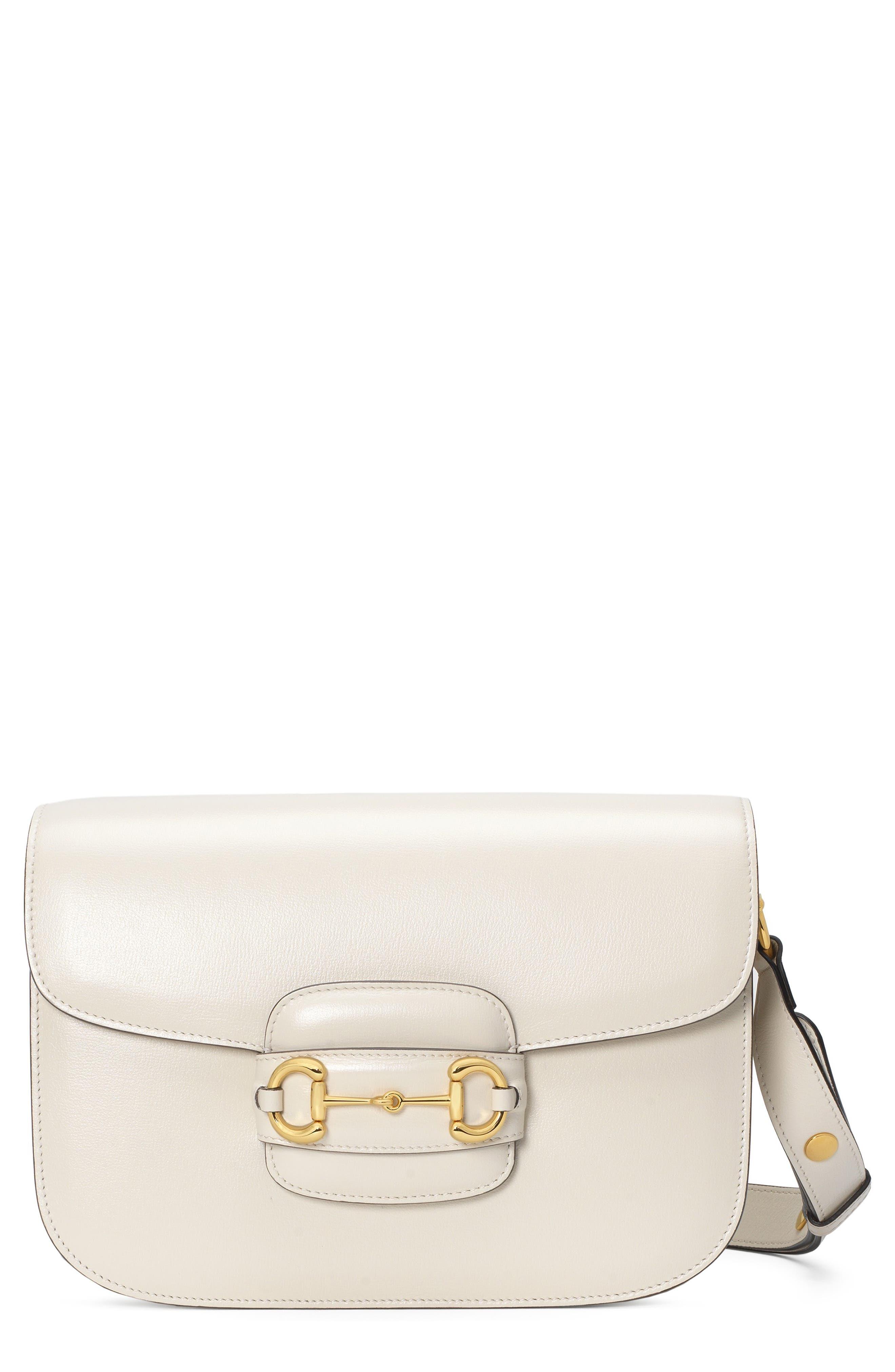 Gucci Small 1955 Horsebit Leather Shoulder Bag   Nordstrom