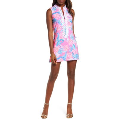 Lilly Pulitzer Jonna Romper Dress, Pink