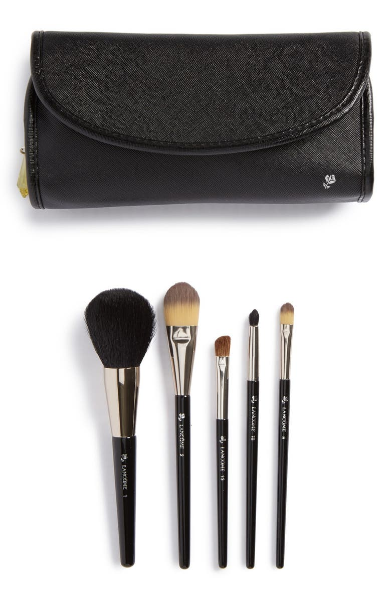 LANCÔME 'Essential' Brush Set, Main, color, 000