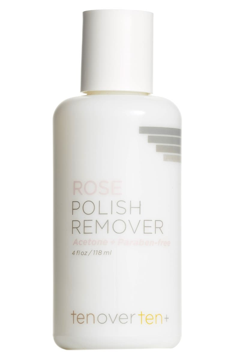 TENOVERTEN Rose Polish Remover, Main, color, 960