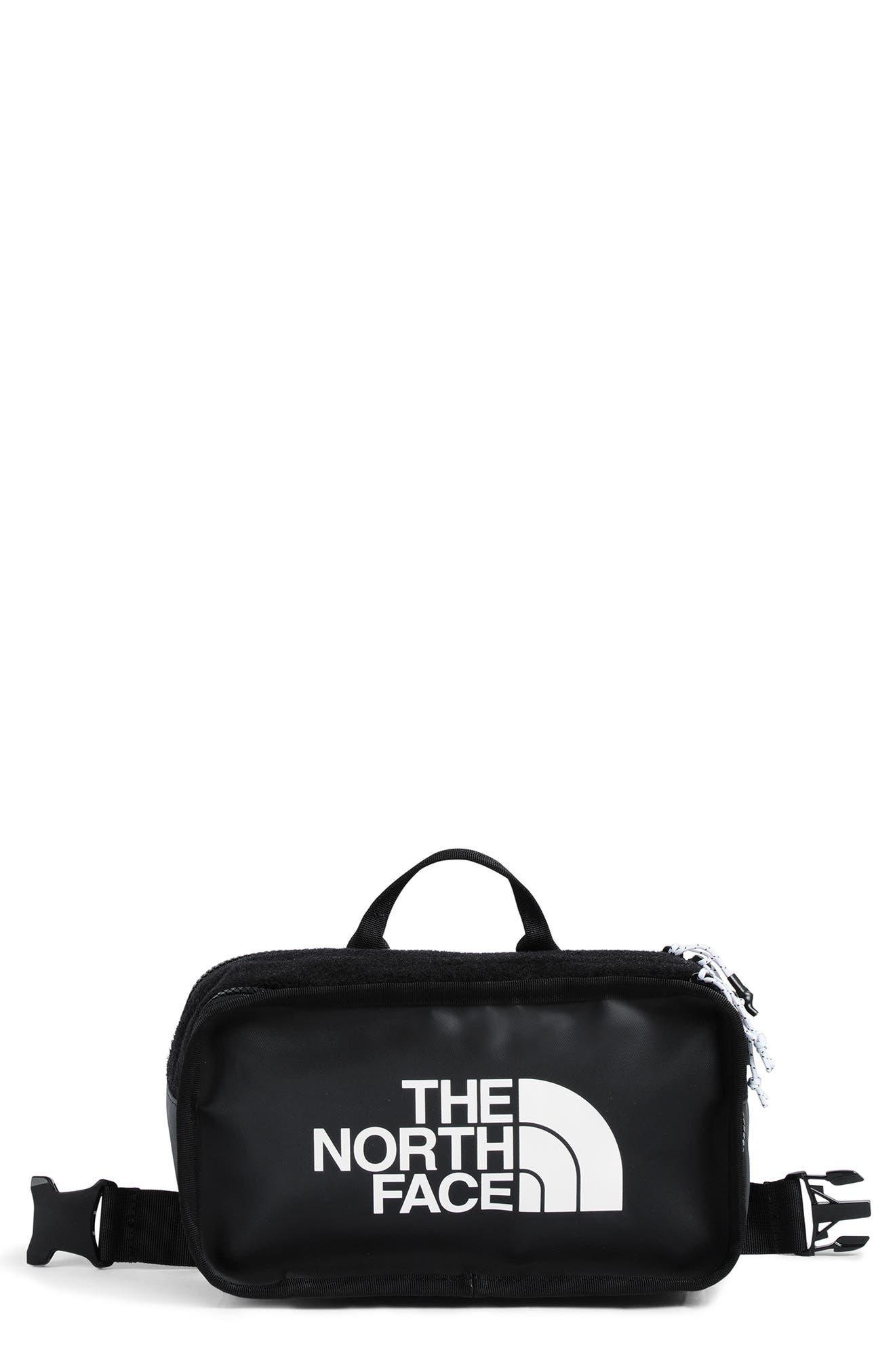 The North Face Explore Water Resistant Belt Bag - Black