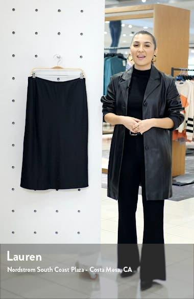 Bias Jacquard Skirt, sales video thumbnail